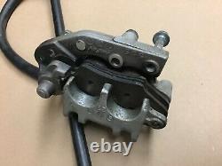 00-09 Suzuki Drz 400 S Drz400 400s Oem Front Brake Caliper Master Cylinder Line