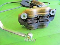 04-05 ZX12R ZX 12 12R ZX12 1200 R Kawasaki Ninja Front Brake Caliper Lever line