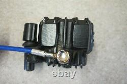 1985 85 Honda ATC350X ATC 350 X 350X OEM Front Brake Master Caliper Lever & Line