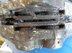 1995 ZX9r zx 9 zx-9r front brake caliper master cylinder line ninja zx9 kawasaki