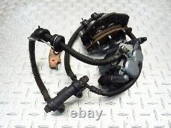 1997 93-07 Kawasaki ZG1000 Concours Front Left Right Brake Caliper Hose Line Pad