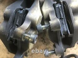 1999 99 DUCATI 916 St4 RIGHT LEFT FRONT BRAKE SET CALIPERS MASTER CYLINDER LINE