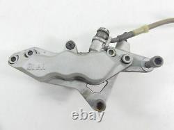 1999 Buell X1 Lightning Nissin 6 Piston Front Brake Caliper + Line H0110. FA