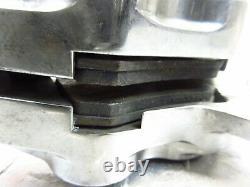 1999 Victory V92 Kingpin Performance Machine Front Brake Caliper Line