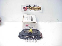 1 New Wilwood SL-6R Billet Aluminum Superlite 6 Piston Brake Caliper 120-6300-FS