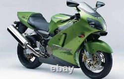 2000-2001 Kawasaki Ninja ZX12R ZX12 ZX 12 R front brake caliper lever line hose