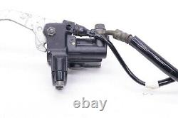2002 02-08 Yamaha Zuma Yw50 50 Front Brake Caliper Master Cylinder Line Y53