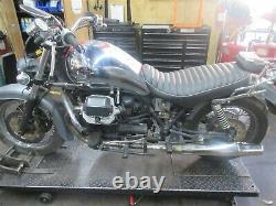 2002 Moto Guzzi 1100 California Stone Front Brake Caliper Left Right Line