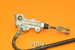2003 03 KX250 KX 250 Rear Brake Assembly Caliper Master Cylinder Holder Line A