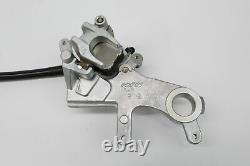 2003 Honda CRF450R CRF 450R OEM Rear Brake Caliper Master Cylinder Line Lever