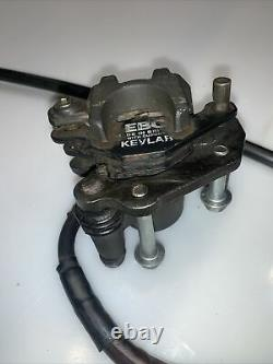 2003 Suzuki RM85 RM 85 Front Brake Complete Caliper Master Cylinder Line OEM