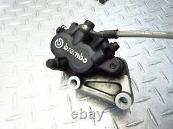2006 02-06 Ducati Monster 620 M620 Brembo Front Brake Calipers Line Left Right