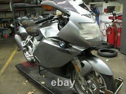 2006 04-08 BMW K1200 K1200S OEM Front Brake Calipers Line Hose Pair BREMBO