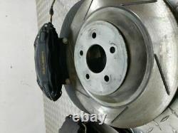 2006 Mustang Saleen S281 S281sc Front Brake Calipers & Rotors Upgrade