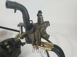 2007-2012 Kawasaki Ninja Zx6r Zx600r Oem Nissin Brake System Gp Style Steel Line