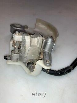2008 Kawasaki Kx450f KX450-F KX450F Rear Brake / Line / Master Cylinder Caliper