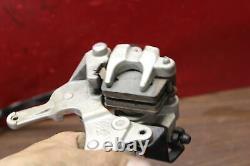 2013-2014 Kawasaki Kx450f Rear Brake System Caliper Master Cylinder Brake Line