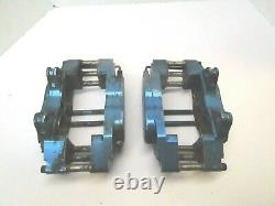 2 Grt Billet Brake Calipers Dirt Late Model Imca Ump Wilwood