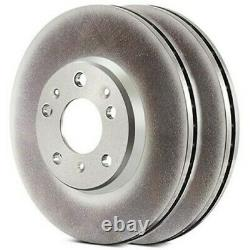 320.83015 Centric Brake Disc Front or Rear Driver Passenger Side New RH LH
