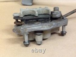 97-99 1997 CR250 CR250R Front Brake Master Cylinder Caliper Line Pads Assembly 5
