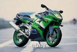 98 99 1998 1999 Kawasaki Zx6 Zx6r Front Brake Caliper Master Lever Line