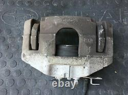 Audi A6 C6 Oem Left Side Front Brake Caliper Fluid S-line 982
