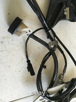 BMW S1000RR OEM BREMBO REAR BRAKE CALIPER With LINE ABS SENSOR SERVO UNIT CONTROL