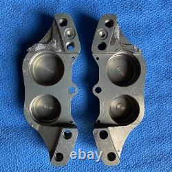 BREMBO BILLET WSB BRAKE CALIPERS 40 mm VINTAGE BOLT PATTERN TITANIUM BOLTS