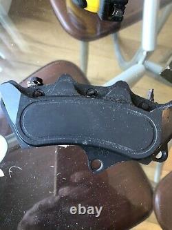 Billet-6 Brake Calipers Classic Superbike Cafe Racer Kawasaki Zx9r Brembo Pfm Ap