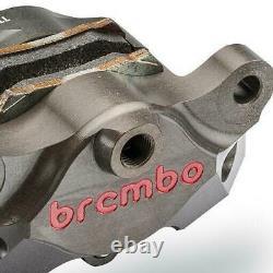 Brembo 120A44111 Billet Rear Brake Caliper Kit to fit Honda CBR1000RR 2008-2012