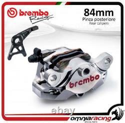Brembo CNC P4 34 84 Supersport rear axial billet brake caliper +bracket Suzuki
