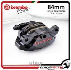 Brembo CNC P4 34 84 Supersport rear billet brake caliper +pad Ducati/Aprilia