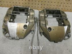 Brembo Clip Monoblock Billet Aluminum Nascar Brake Calipers AP Alcon