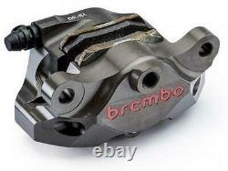 Brembo HPK Billet Rear Brake Caliper Upgrade To Fit Ducati 1200 Monster 14