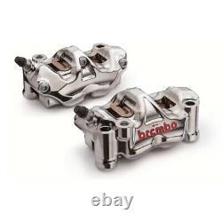 Brembo HPK GP4-RX 100MM CNC Billet Radial Brake Caliper Kit Free Shipping