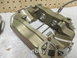 Brembo Monoblock Billet Aluminum Nascar Brake Calipers AP Alcon