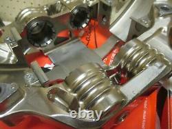 Brembo Nickle Plated Monoblock Billet Aluminum Nascar Brake Calipers AP Alcon