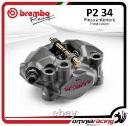 Brembo Racing XA88820 / 60mm P2 34SX Radial Monoblock Billet Brake Caliper Moto3
