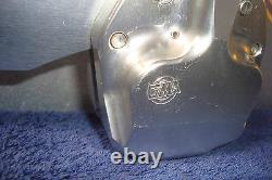 Caliper Harley front brake GMA With pads aluminum billet 2 piston fits'84-'99 H3