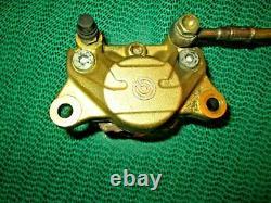 Ducati Rear Brake Caliper & Master Cylinder & Line St2 St3 St4 St4s Monster Ss