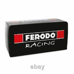 Ferodo Competition Car Brake Pads DSUNO Compound Set of 4 Pads FRP3108Z