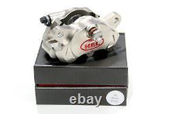 HEL Performance Solid Billet 2 Piston Rear Brake Caliper (84mm Nickel)