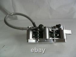Harley Davidson Harrison-billet Brake Caliper 4-pot Twincam&v-rod Bc39282t