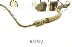 Harley FLHTCI Electra Glide OEM Front Dual Brake Calipers & Brake Line 5044