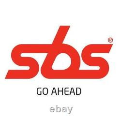 Harrison/Billet Calipers Mini-6 SBS Front Ceramic Brake Pads OE QUALITY 656HF