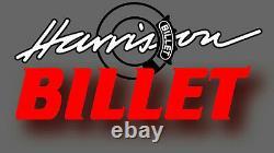 Harrison Billet Mini-6 Motorcycle Bike Brake Caliper Full Pad Set BC34268 T