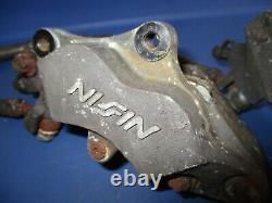 Honda CBR 900 RR CBR900RR 900RR CBR900 93-95 front brake caliper lever line