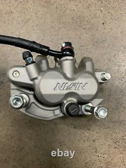 Honda Crf450r Crf Crf250r 250r Front Brake Master Cylinder Line Caliper 19 20