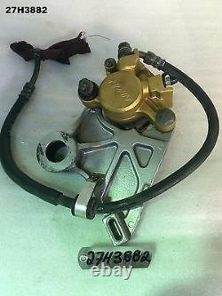 Honda Vtr 1000 Sp1 All Year Rear Brake Caliper And Line Lot27 27h3882 34