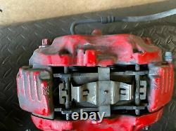 Jeep Grand Cherokee Srt8 2006-2010 Oem Set Brembo Complete Caliper Pads Brakes